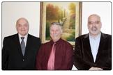Bud Adams, Jerry Stumpf, Bob Steiner